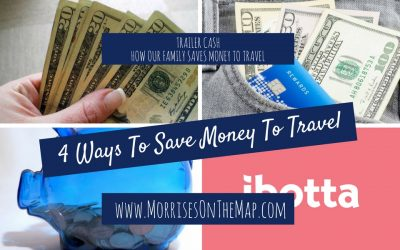 4 Ways To Save Money To Travel