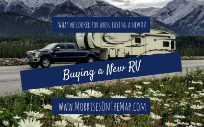 Buying a New RV
