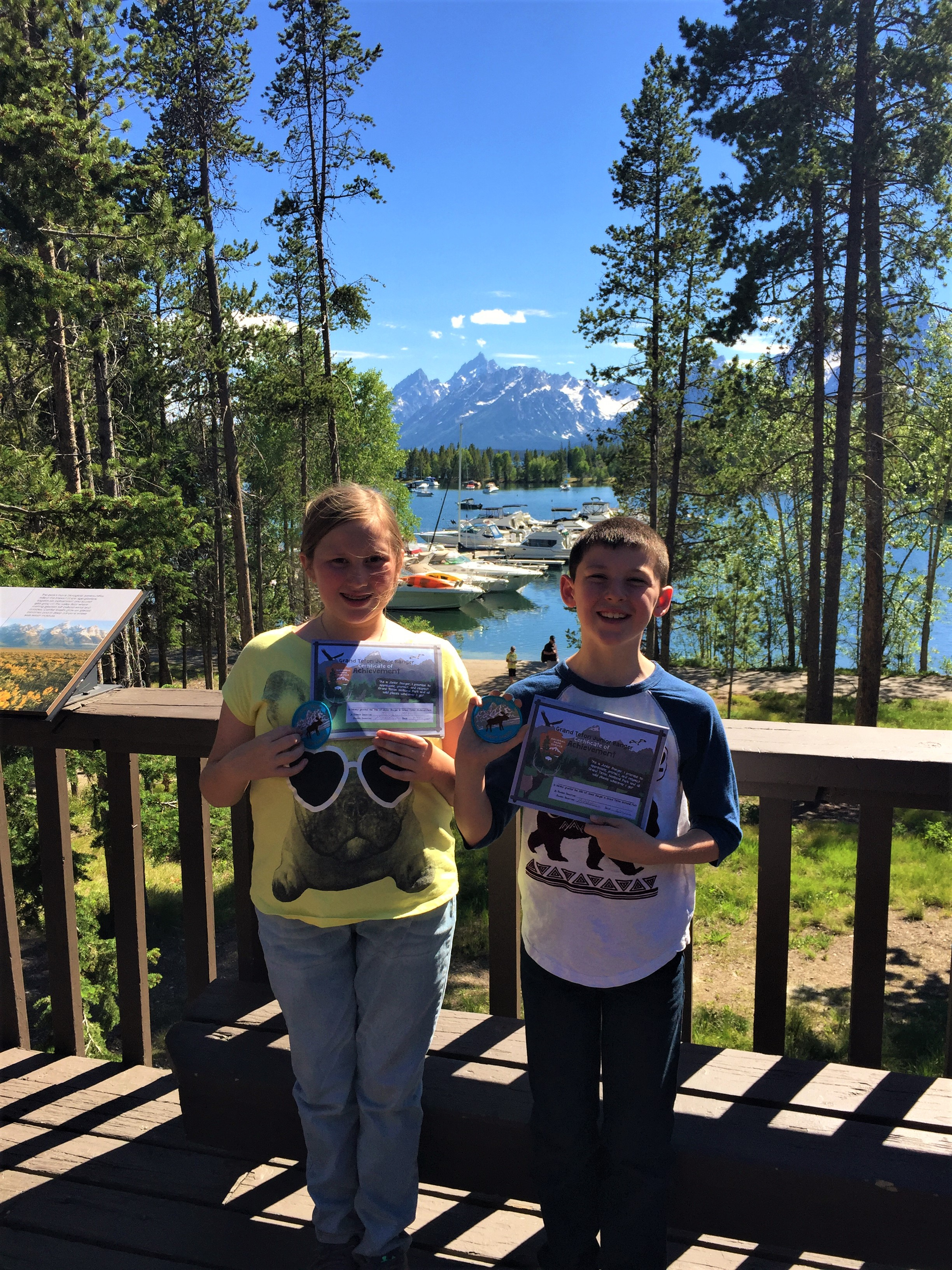A Guide for Visiting Grand Teton National Park