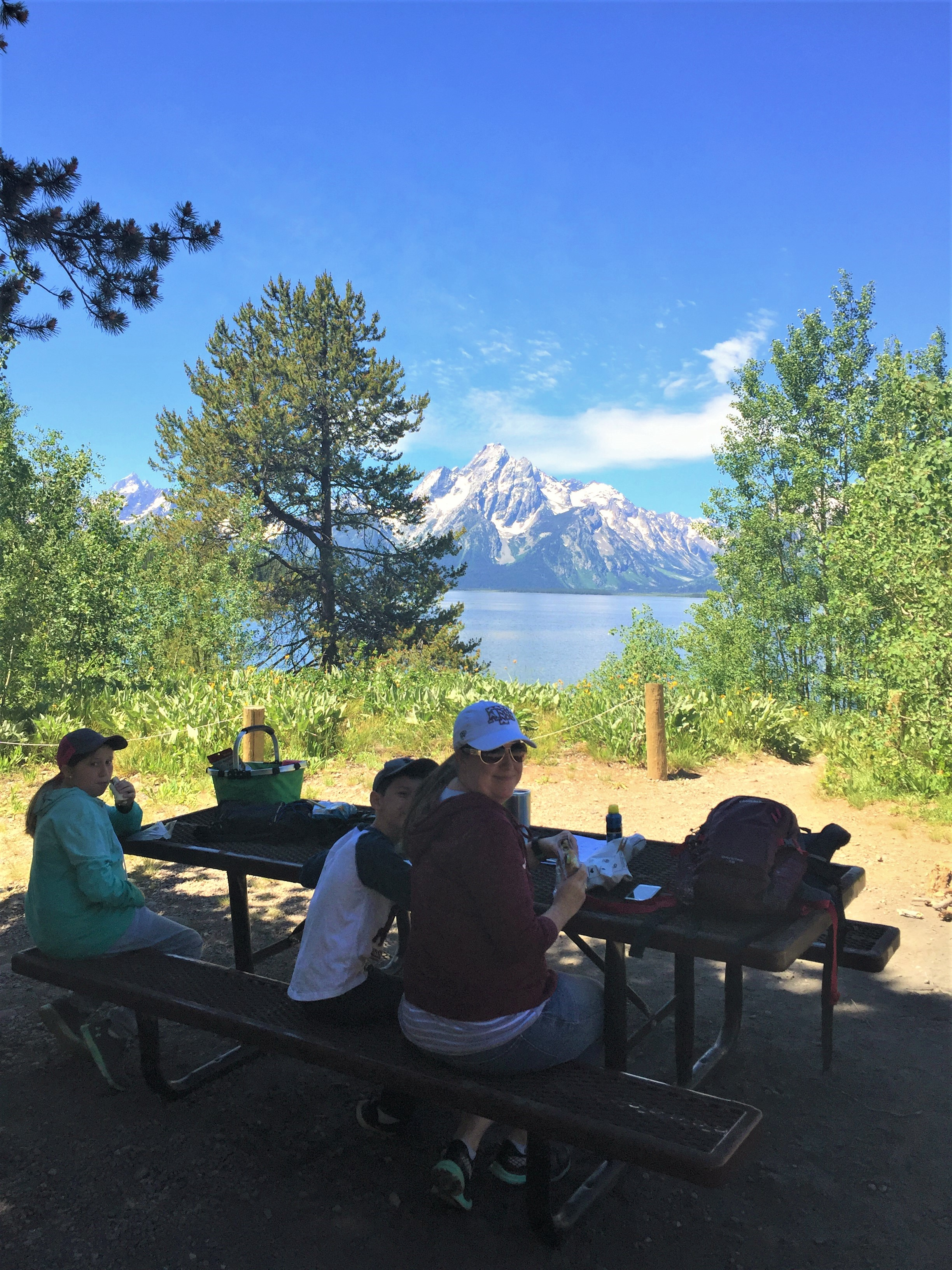 A Guide to Visiting Grand Teton National Park