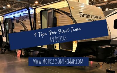 4 Tips for Buying Your First RV