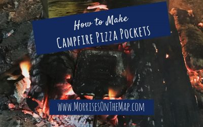 How to Make Campfire Pizza Pockets