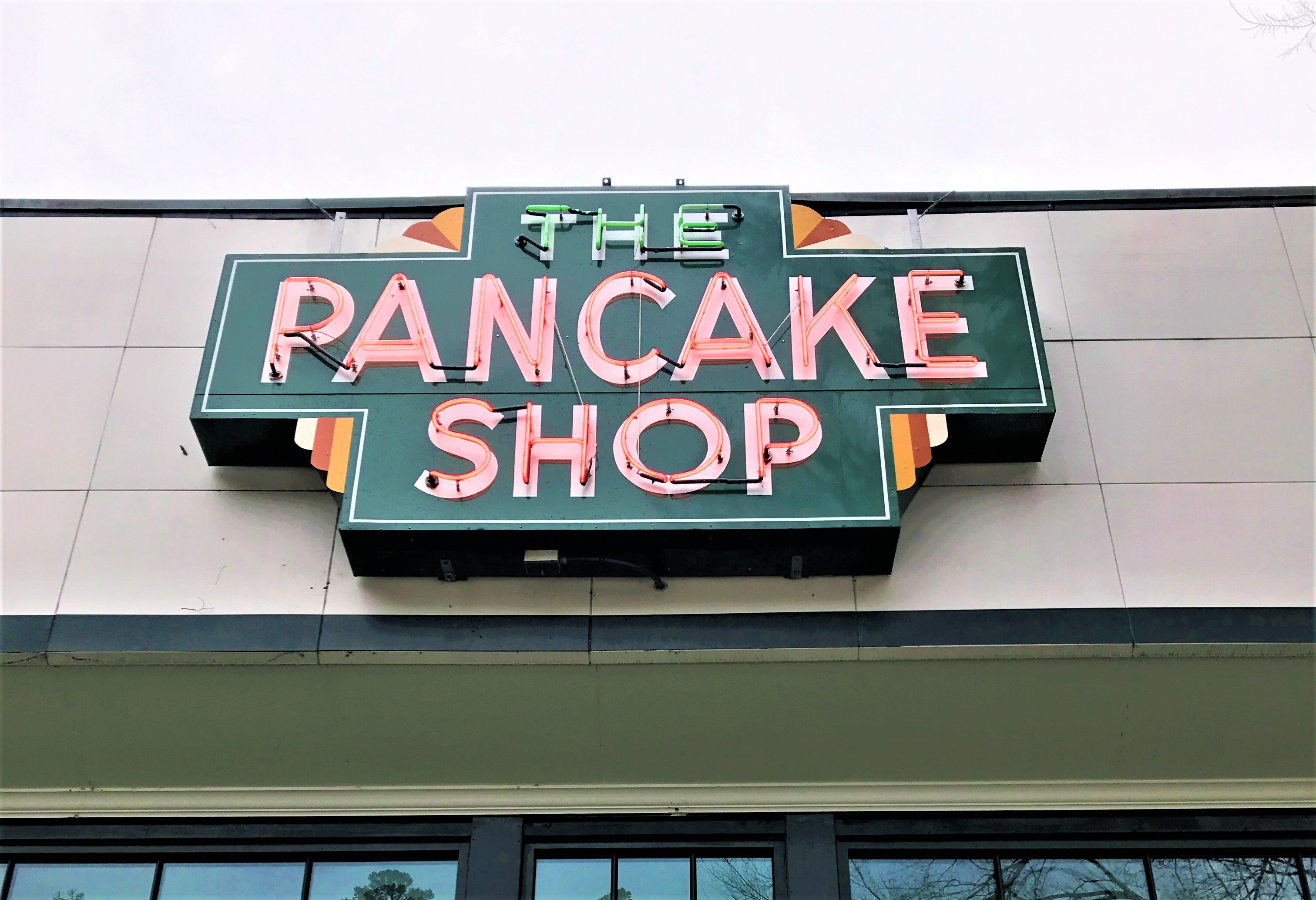 The Pancake Shop, Hot Springs, Arkansas
