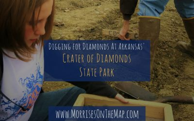 Digging for Diamonds at Arkansas' Crater of Diamonds State Park