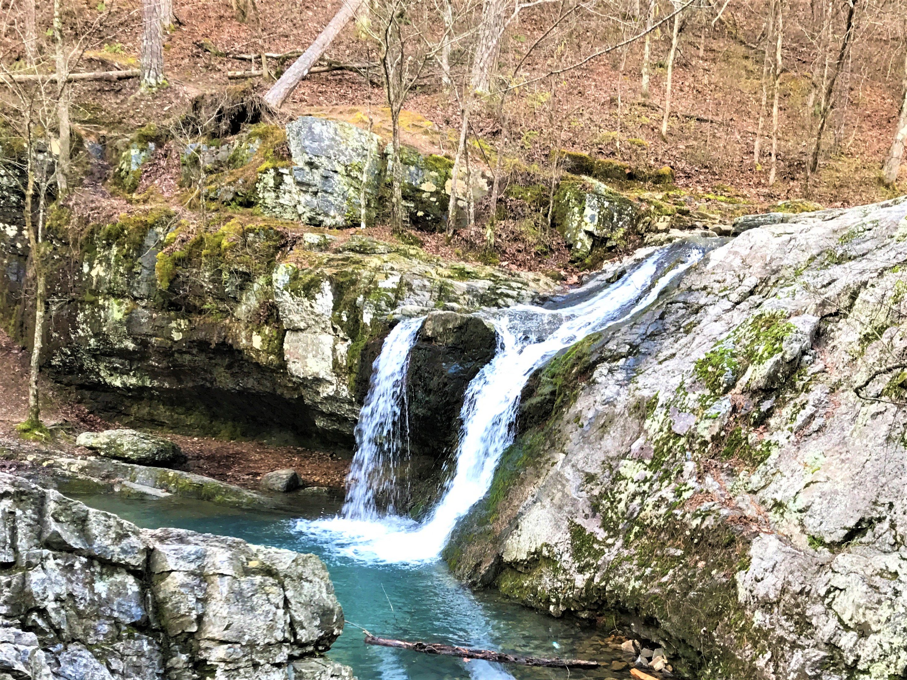 Falls Creek Falls at Lake Catherine State Park