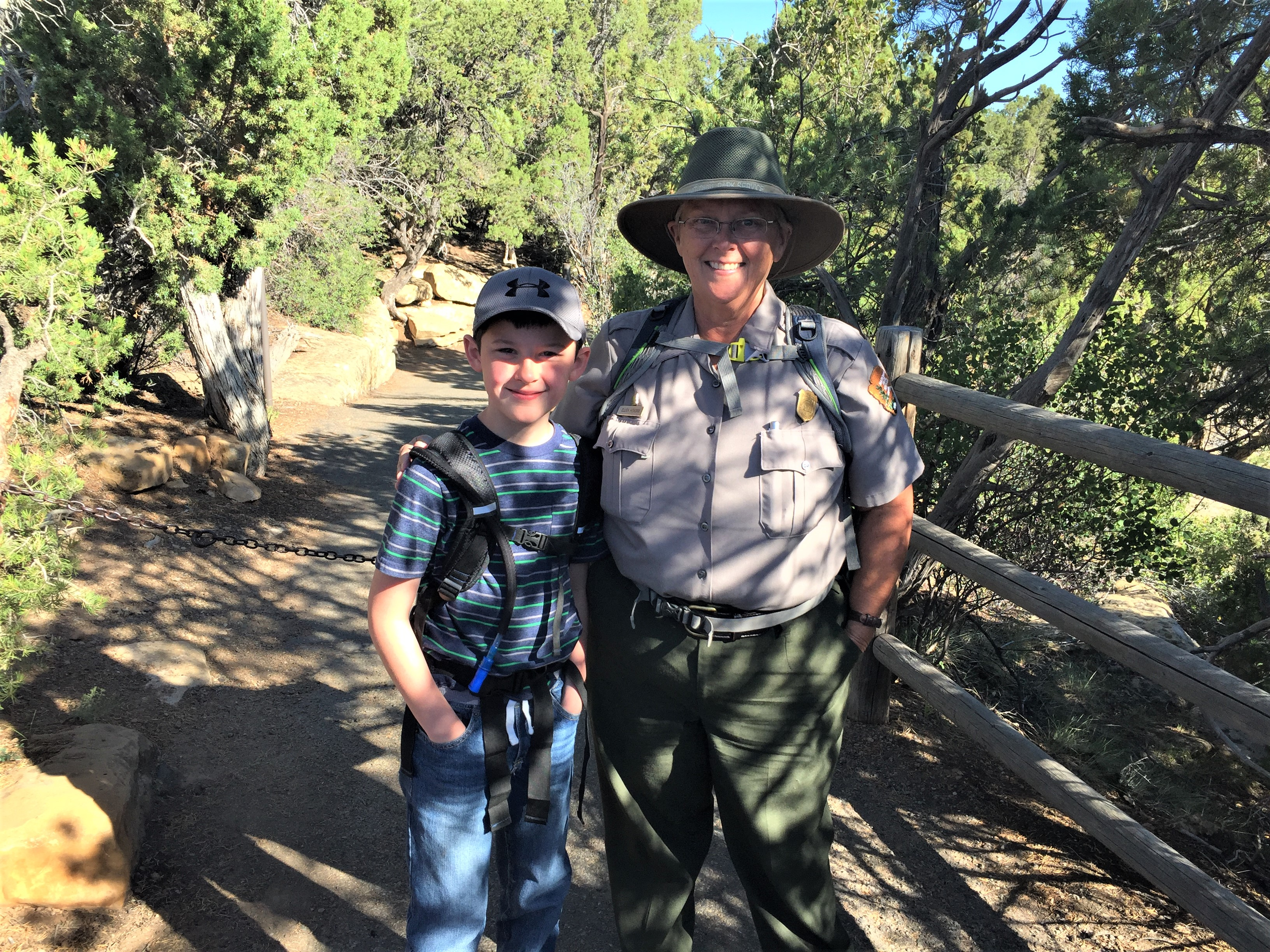 Ranger Assistant at Mesa Verde NP