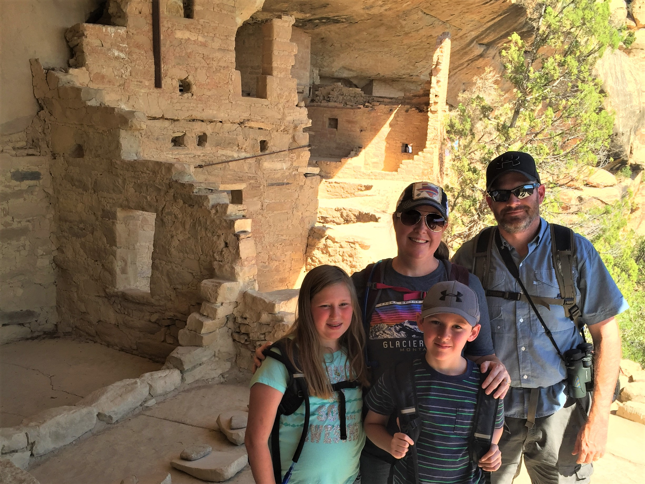 Mesa Verde-Morrises On The Map