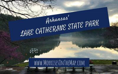 Arkansas' Lake Catherine State Park