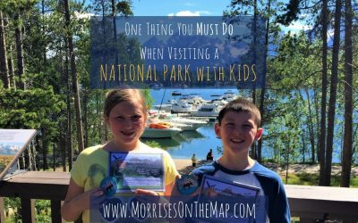 One Thing You Must Do When Visiting A National Park With Kids