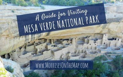 A Guide for Visiting Mesa Verde