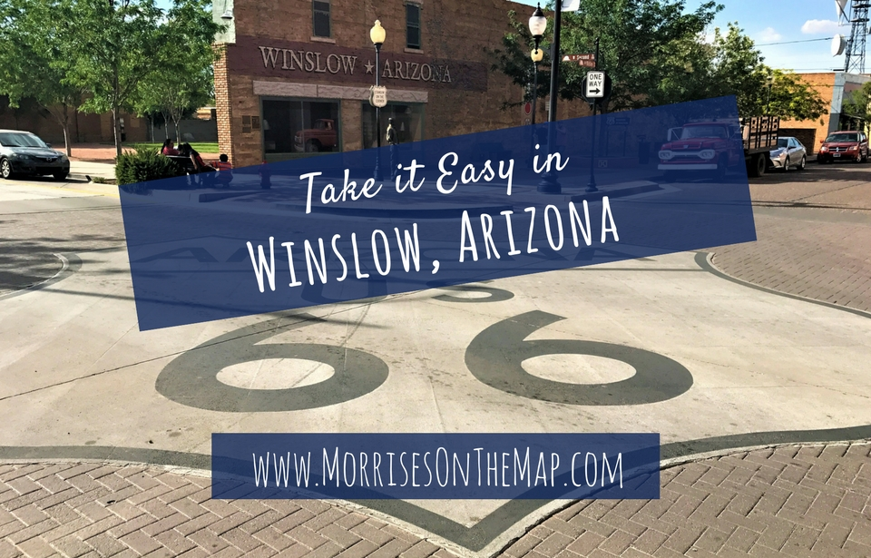 Take It Easy in Winslow, Arizona